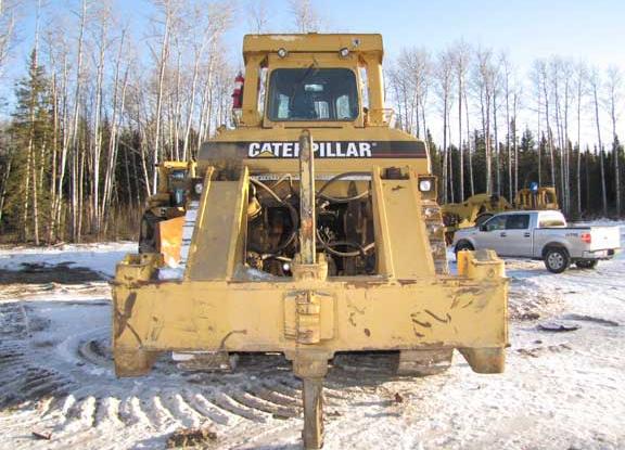 Cat D9L 14Y02207