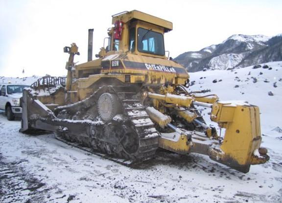 Cat D9N 6XJ00761