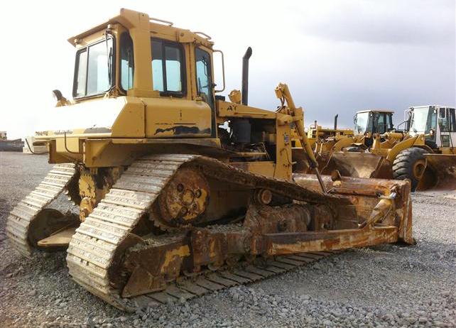 Cat D6H 8YC00398