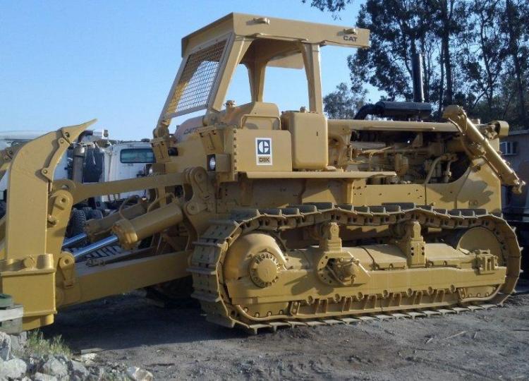 Cat D8K 77V9462