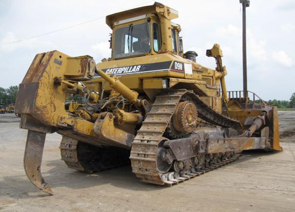 Cat D9N 6XJ00771