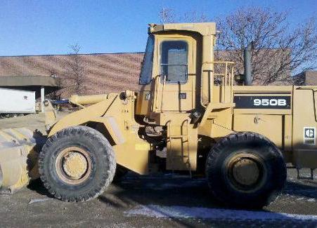 Cat 950B 22Z01553