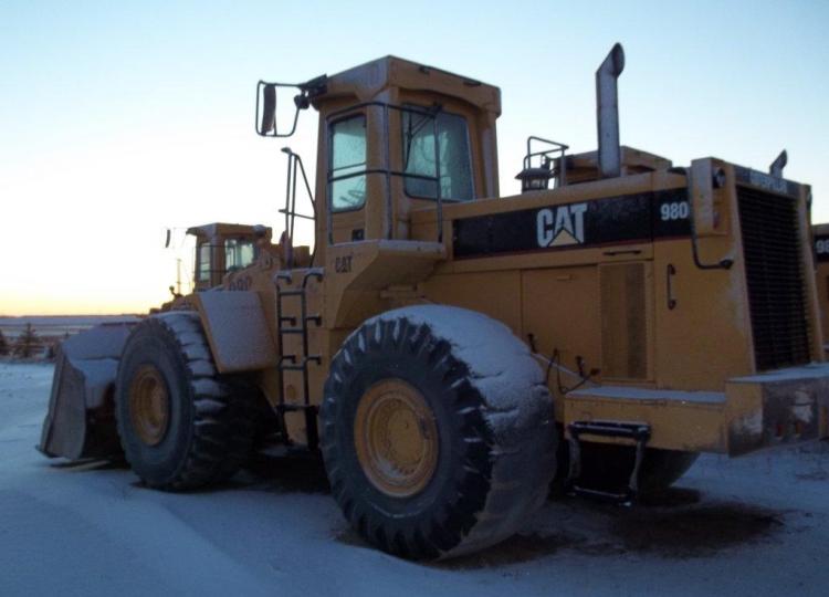 Cat 980C 63X09615