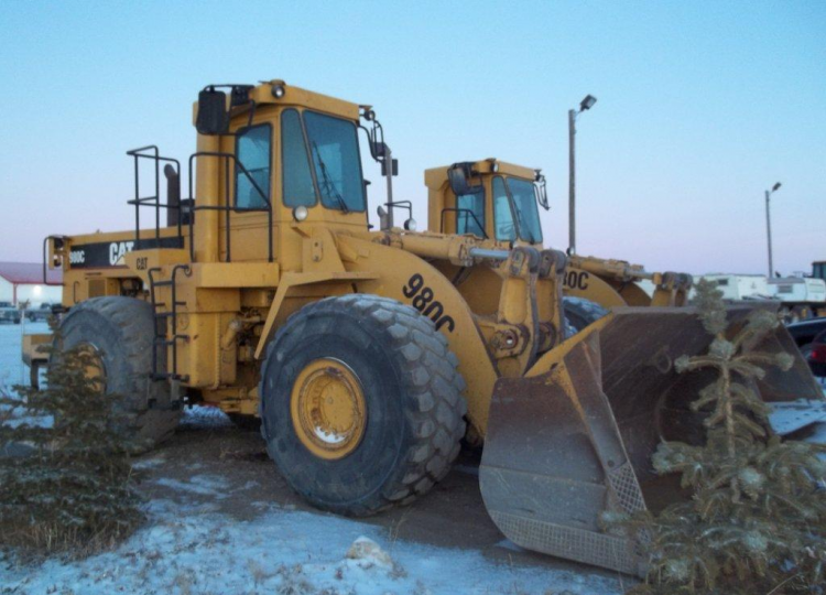 Cat 980C 63X9808