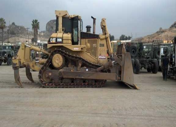 Cat D9N 1JD01993