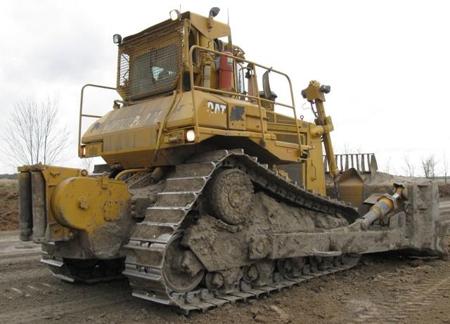 Cat D9N 1JD03802