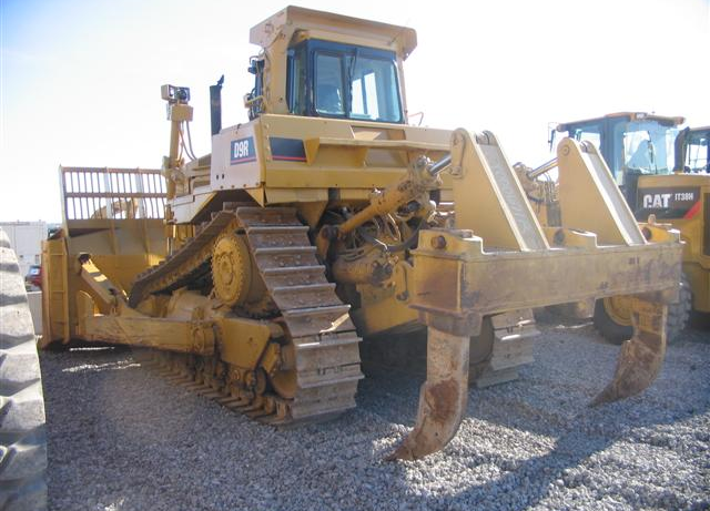 Cat D9R 7TL00999