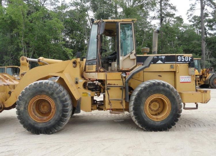 Cat 950FII 8TK02354