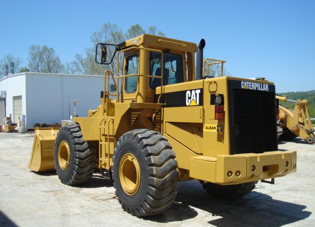 Cat 966FII 1SL0469