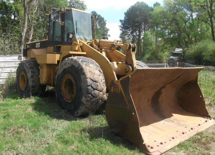 Cat 966FII 1SL02377
