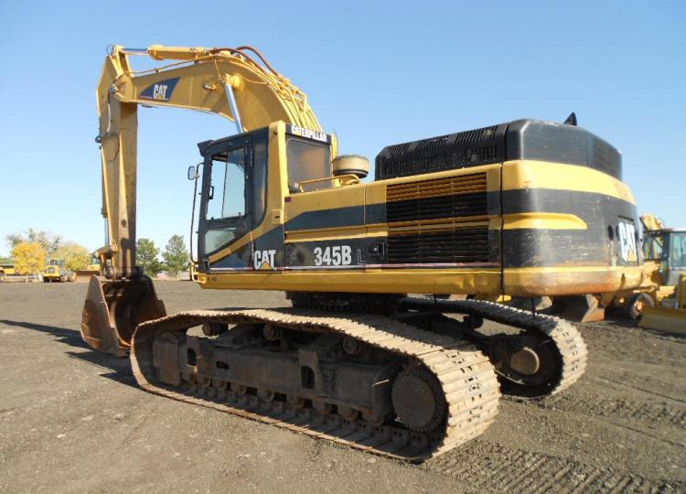 Cat 345BL 9GS00184