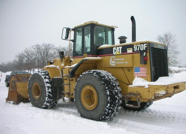Cat 970F 7SK00765