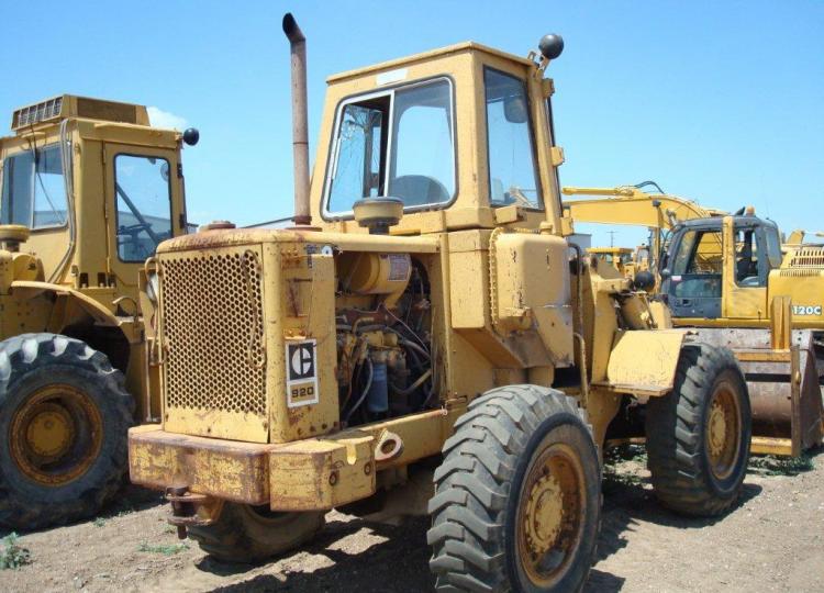 Cat 920 62K11635