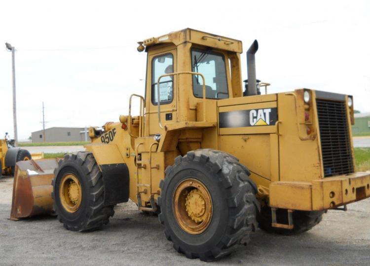 Cat 950E 22Z3708