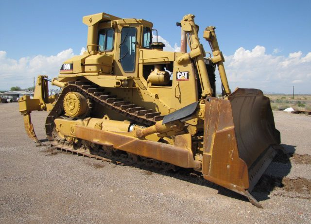 Cat D9N 1JD00634
