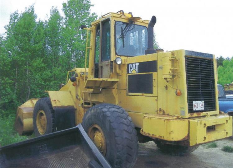 Cat 936 3HD00154