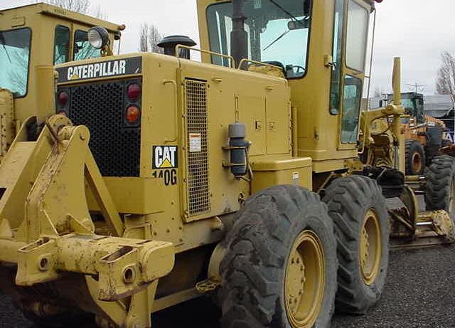 Cat 140G 72V14256