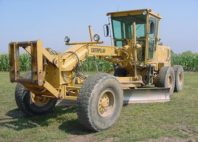 Cat 140G 72V17319