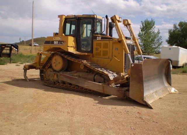 Cat D6R XL AAX00490