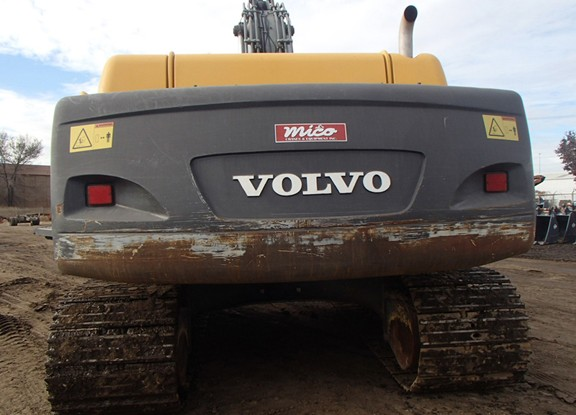 Volvo EC460B 11392