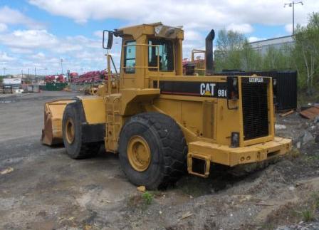 Cat 980C 63X07379