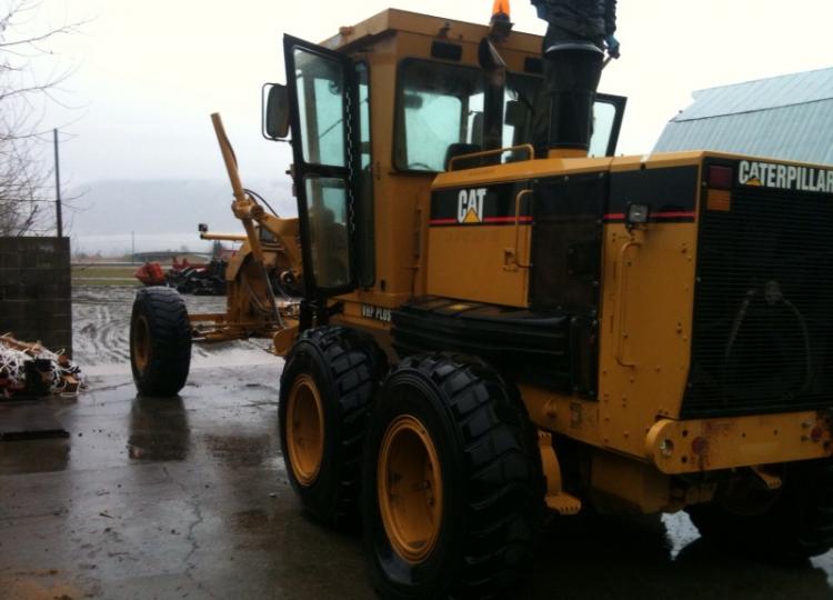 Cat 140H APM01540