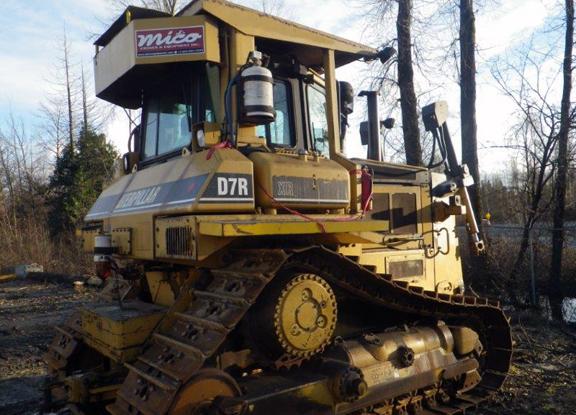 Cat D7R 2EN01166