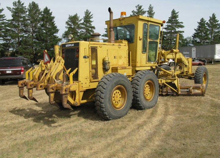 Caterpillar 140G 72V12839