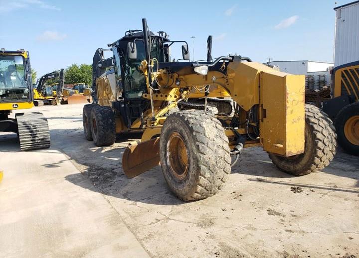 Caterpillar 140M2 AWD R9G00322
