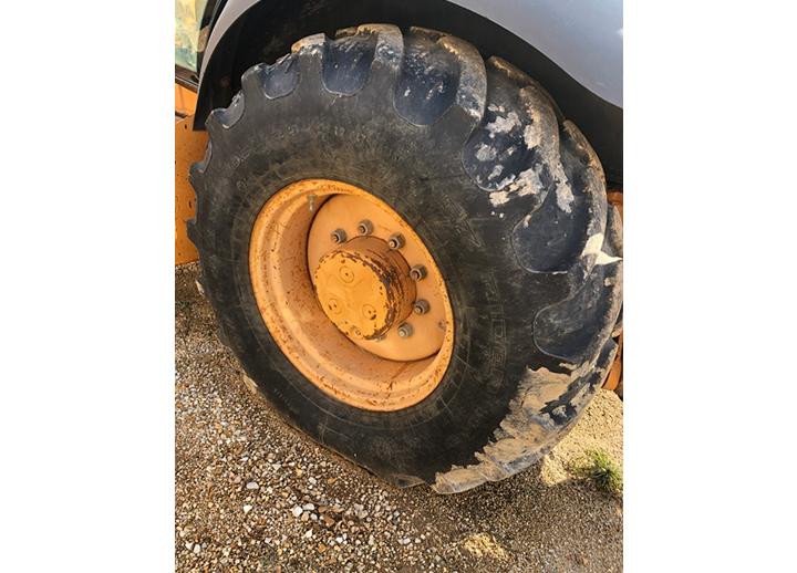 Case 580SM N6C412726