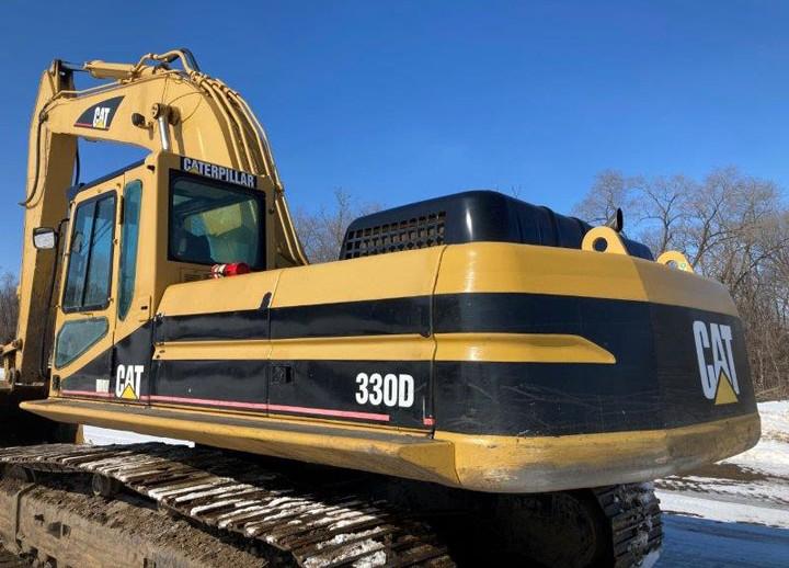 Caterpillar 330BL 6DR00789