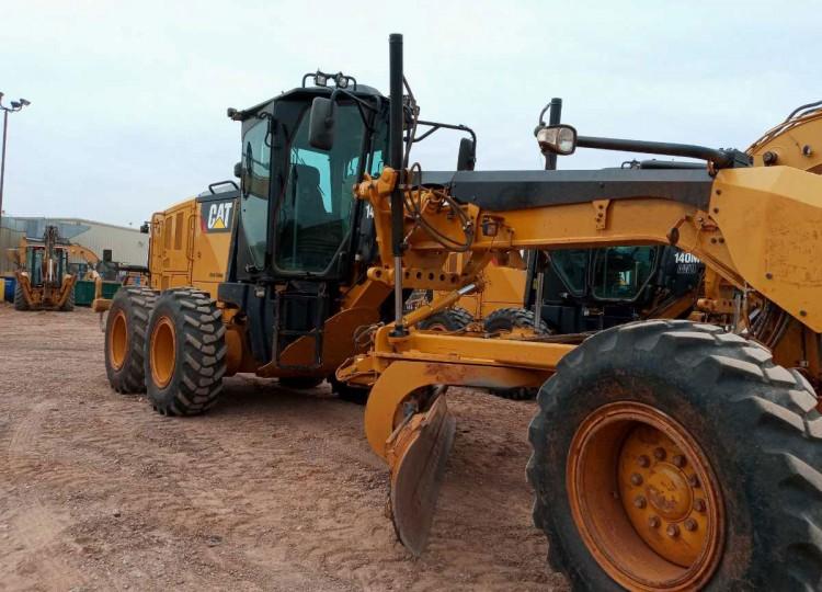 Caterpillar 140M3 N9M00123