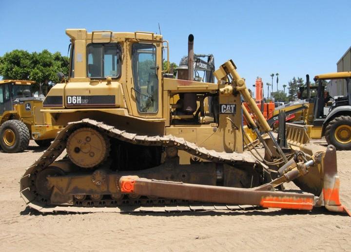 Caterpillar D6H-LGP 3YG6317