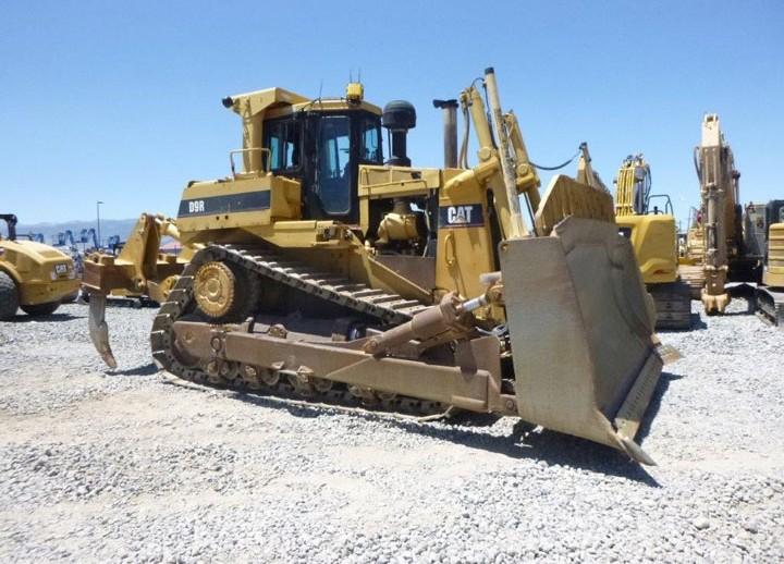Caterpillar D9R 7TL00484