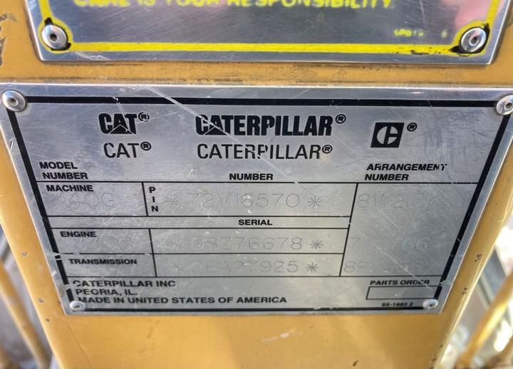 Caterpillar 140G 72V16570