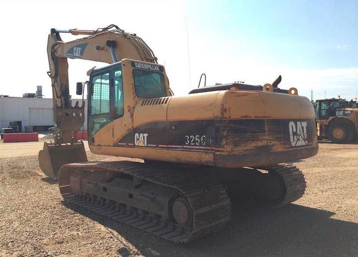 Caterpillar 325CL BFE01210
