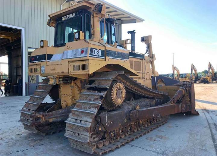 Caterpillar D8R-II 6YZ00739