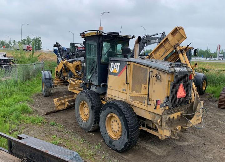 Caterpillar 140M B9D02036