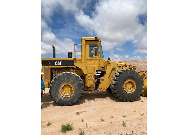 Caterpillar 980C 63X04723