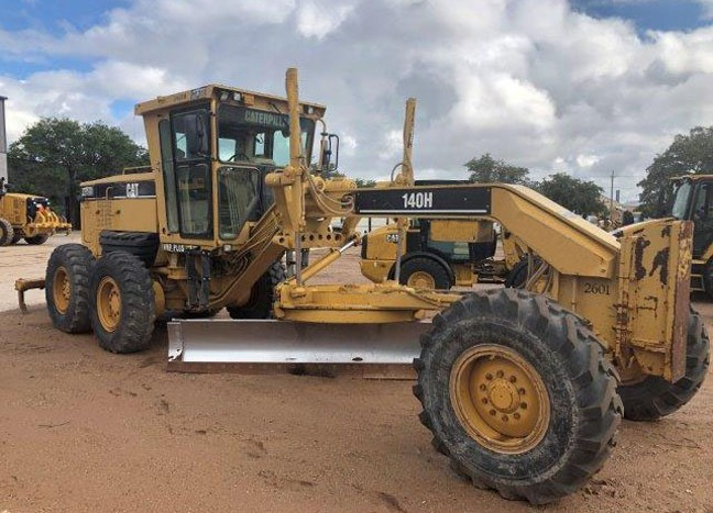 Caterpillar 140H APM03738