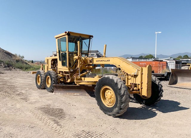 Caterpillar 140G 72V09564