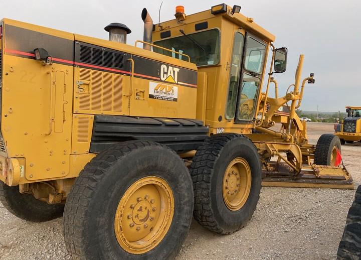 Caterpillar 140H APM03292