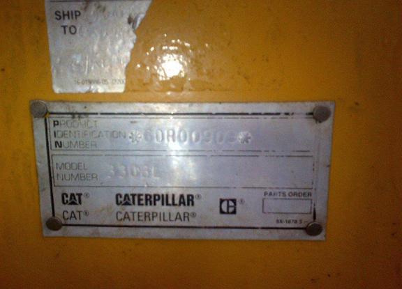 Cat 330BL 6DR00903