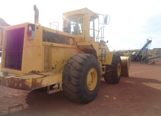 Cat 980F 3HK01168