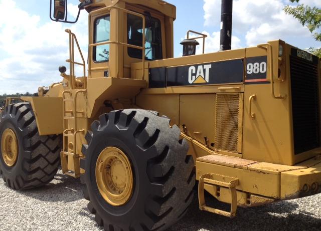 Cat 980F 5XJ00372