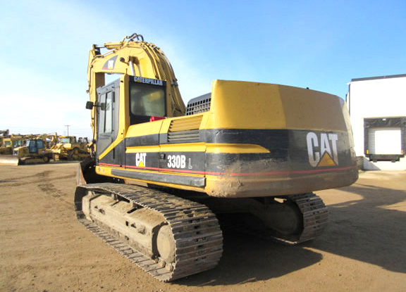 Cat 330BL 6DR02886