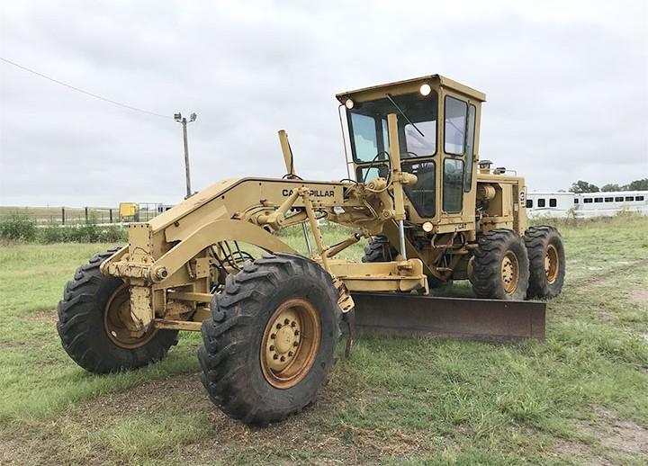Caterpillar 12G 61M10329