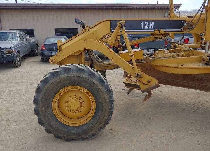 Caterpillar 12H AMZ00547