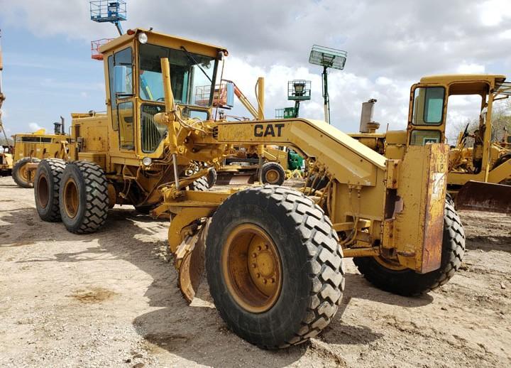 Caterpillar 140G 5MD00597