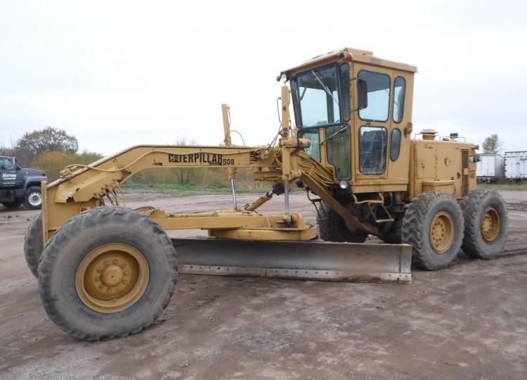 Caterpillar 140G 72V04013